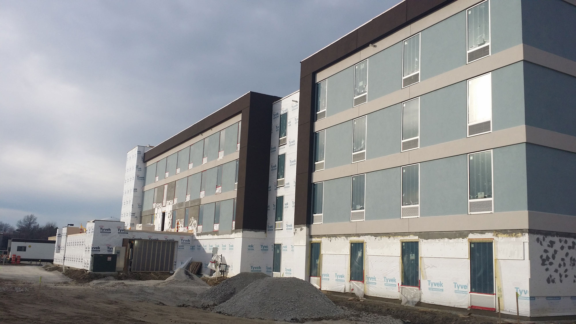 Home2 Suites By Hilton Beachwood Oh A 91 Room 4 Hotel Project Involving Construction Opening Spring Of 2016